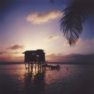 Holga snap from Belize
