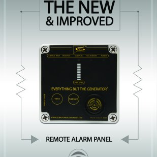 Print Ad for Global Power Components