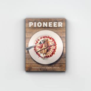 The Pioneer Magazine - Featured Photography